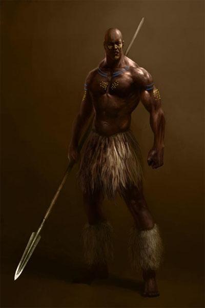 Ukule Akwenye Deadliest-Warrior-Legends-Shaka-Zulu