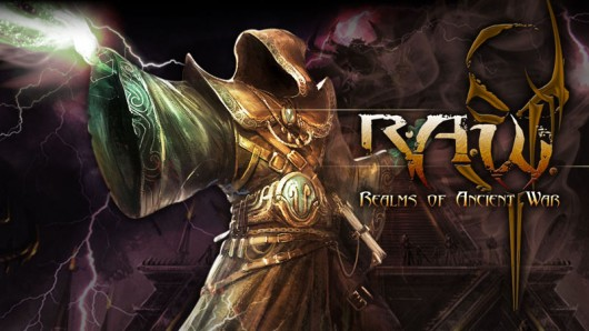 R.A.W.: Realms of Ancient War (2012) HDRip