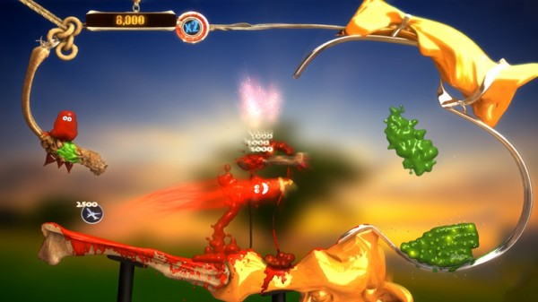 The Splatters XBLA screenshot
