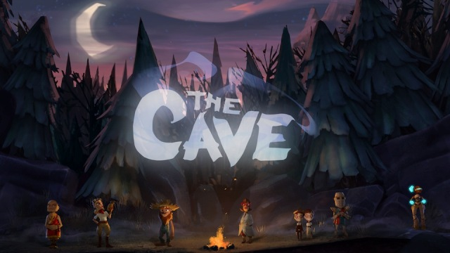 Double Fine's The Cave XBLA