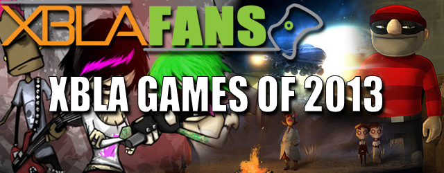 XBLA Games of 2013 Day 2