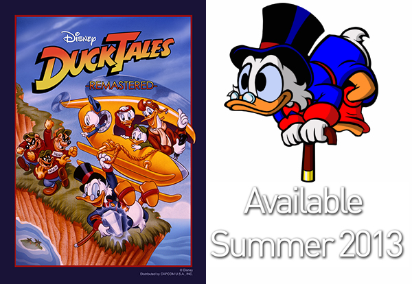 Ducktales game