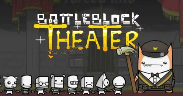 BattleBlock Theater Evil Chaingang