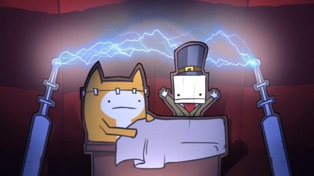 BattleBlock Theater Frankencat