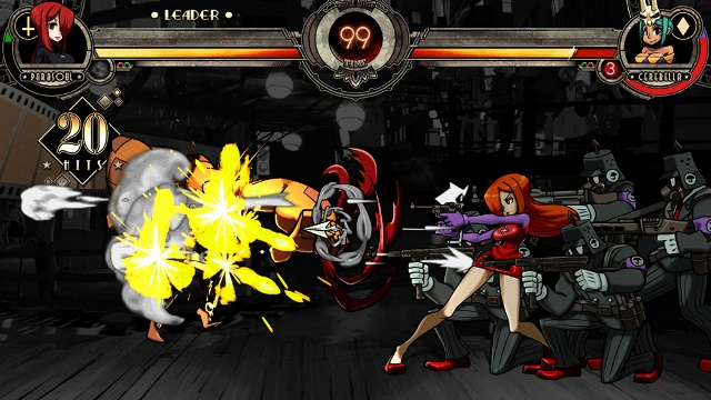 Skullgirls Color DLC