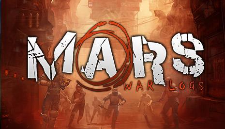 Mars: War Logs Main