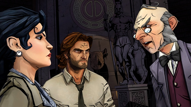 The Wolf Among Us Ichabod Crane