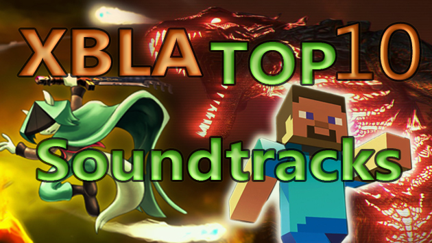 XBLATop10Soundtracks