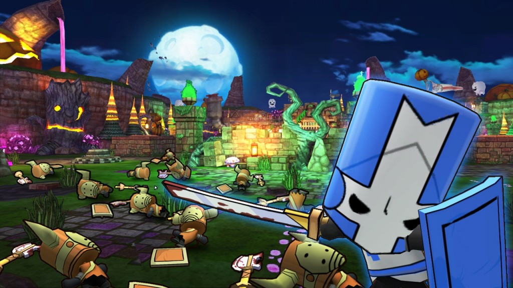 Castle Crashers happy wars