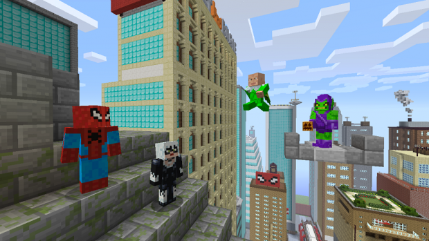 minecraft_marvel_spider_man