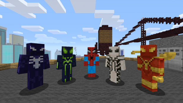 minecraft_spider_man