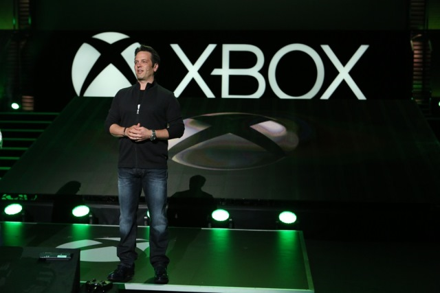 Phil Spencer Microsoft E3 2014