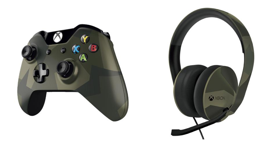 Xbox One Controller Custom Camo Camouflage Xbox One Controller