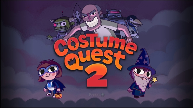 Costume Quest 2 for Xbox