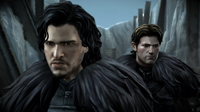 Game of Thrones Xbox One choice data error