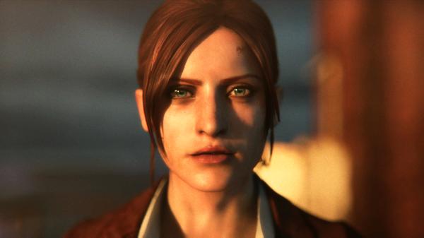 Resident Evil Revelations 2 Claire
