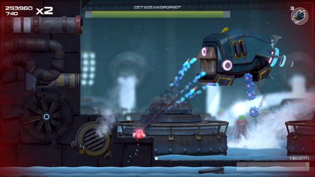 Rive Xbox One Preview