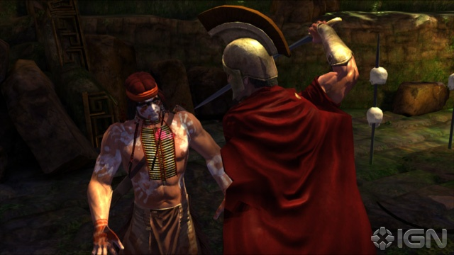 Deadliest Warrior: The Game Review (XBLA)