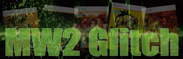MW2 Glitch