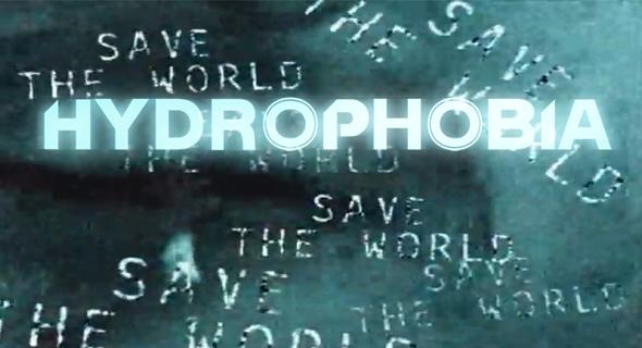 """Dark Energy Digital launch """"Hydrophobia Listening Post"""""""