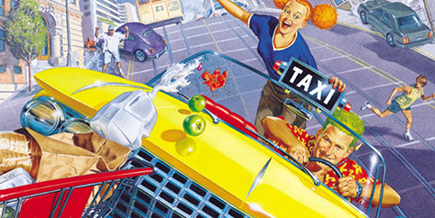 Crazy Taxi rushes onto XBLA this November