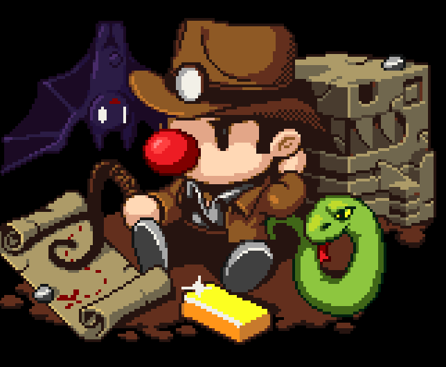 Spelunky gets massive patch