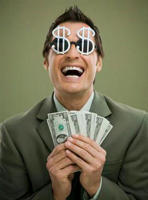 money large