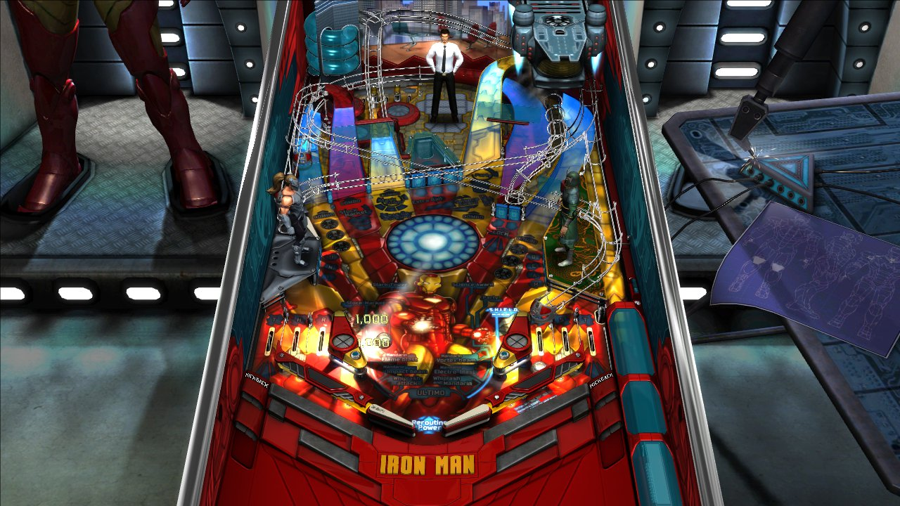 Pinball FX DLC nearing 1.5 million downloads
