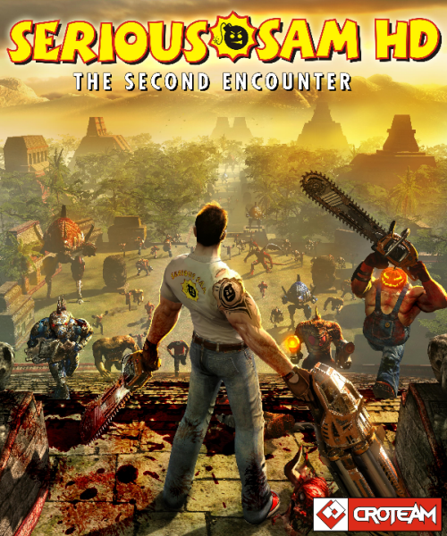 Rewind Review: Serious Sam HD: The Second Encounter Review (XBLA)