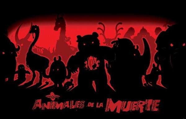 Animales de la Muerta silhouette