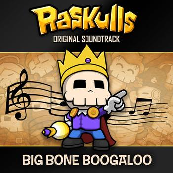 Raskulls soundtrack released