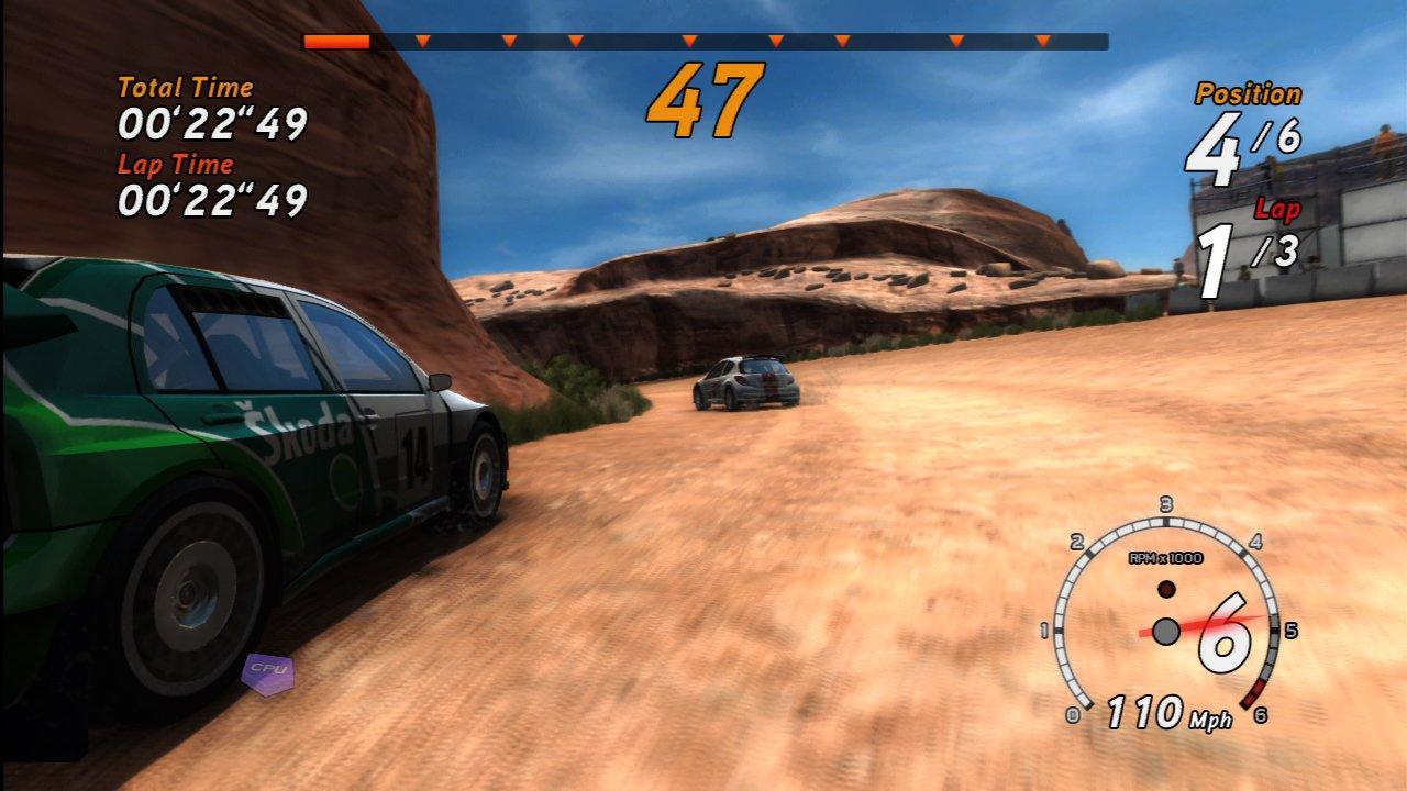 SEGA Rally Online Arcade announced