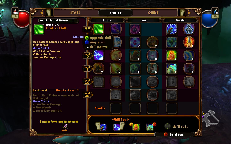 Runic Games Illuminates Torchlight Changes for XBLA