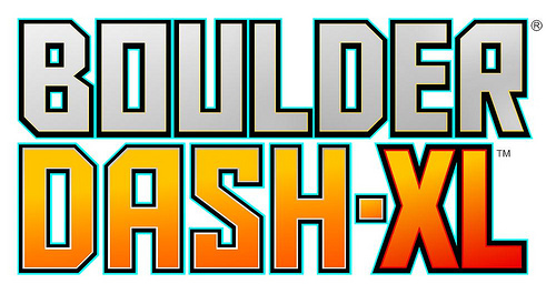Boulder Dash XL gives us Retro mode and new screens