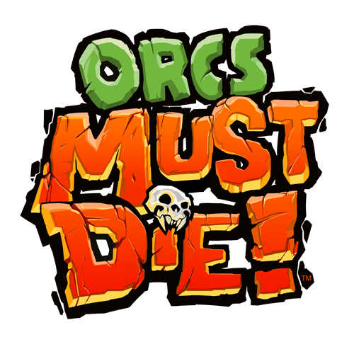 Blowing away enemies in Orcs Must Die!