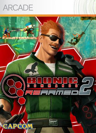 bionic commando rearmed 2 cover