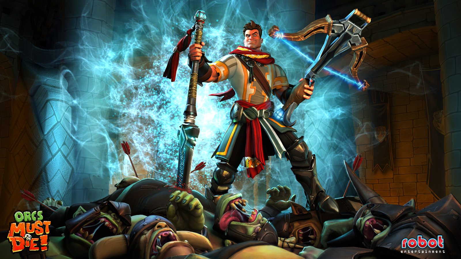 Orcs Must Die! set to slaughter XBLA October 5