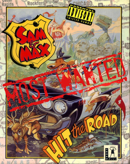 XBLA's Most Wanted: Sam & Max Hit the Road SE