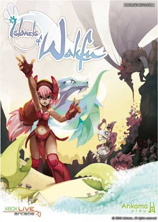 Islands of Wakfu Arriving at Month's End
