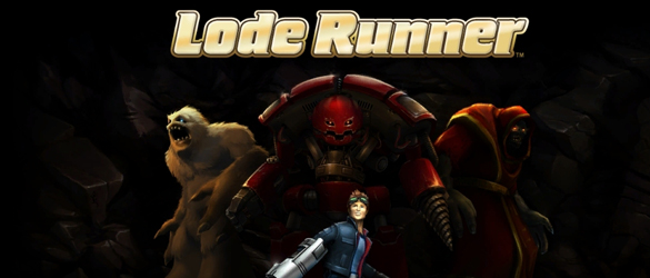 Achievements suggest new Lode Runner DLC