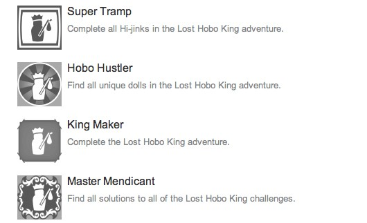 Stacking Loses Hobo King in DLC