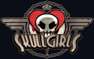 skull girls logo