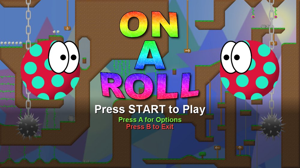 On a Roll Review (XBLIG)