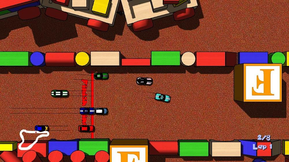Toy Cars 4
