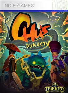 chus dynasty cover art