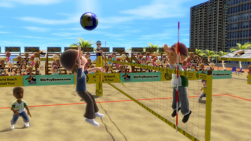 SFG Beach Volleyball 3