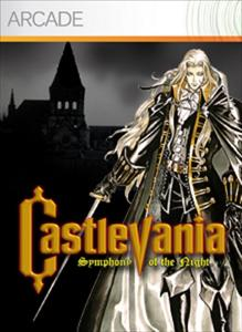castlevania sotn cover art