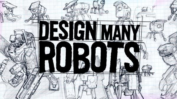 Shoot Many Robots last chance to pick a robot