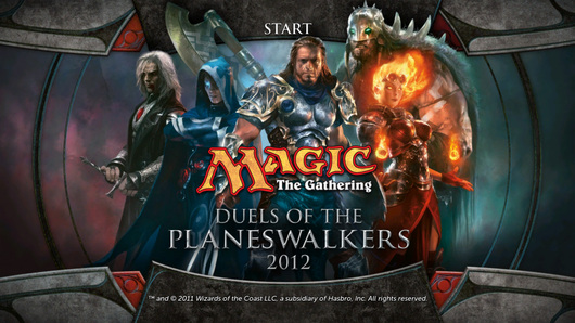 Duels of the Planeswalkers 2012 review (XBLA)