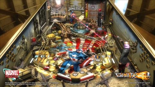 captain america table5